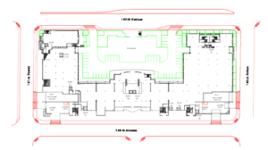 104th Ave Centre Floorplans