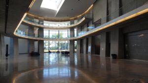 BCIT ATC Hub and Interior