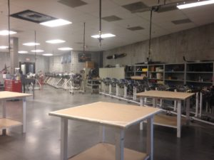 BCIT ATC Training and Classrooms