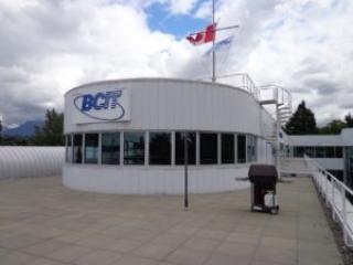 BCIT Marine Exterior