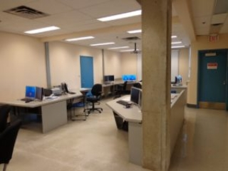BCIT Marine Training and Simulator Rooms