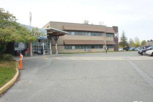 Exterior Delta Hospital