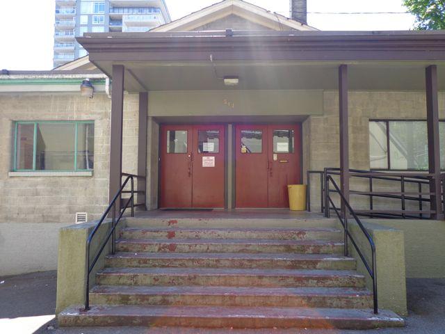 Holy Trinity Hall