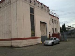 Grandview Substation Exterior