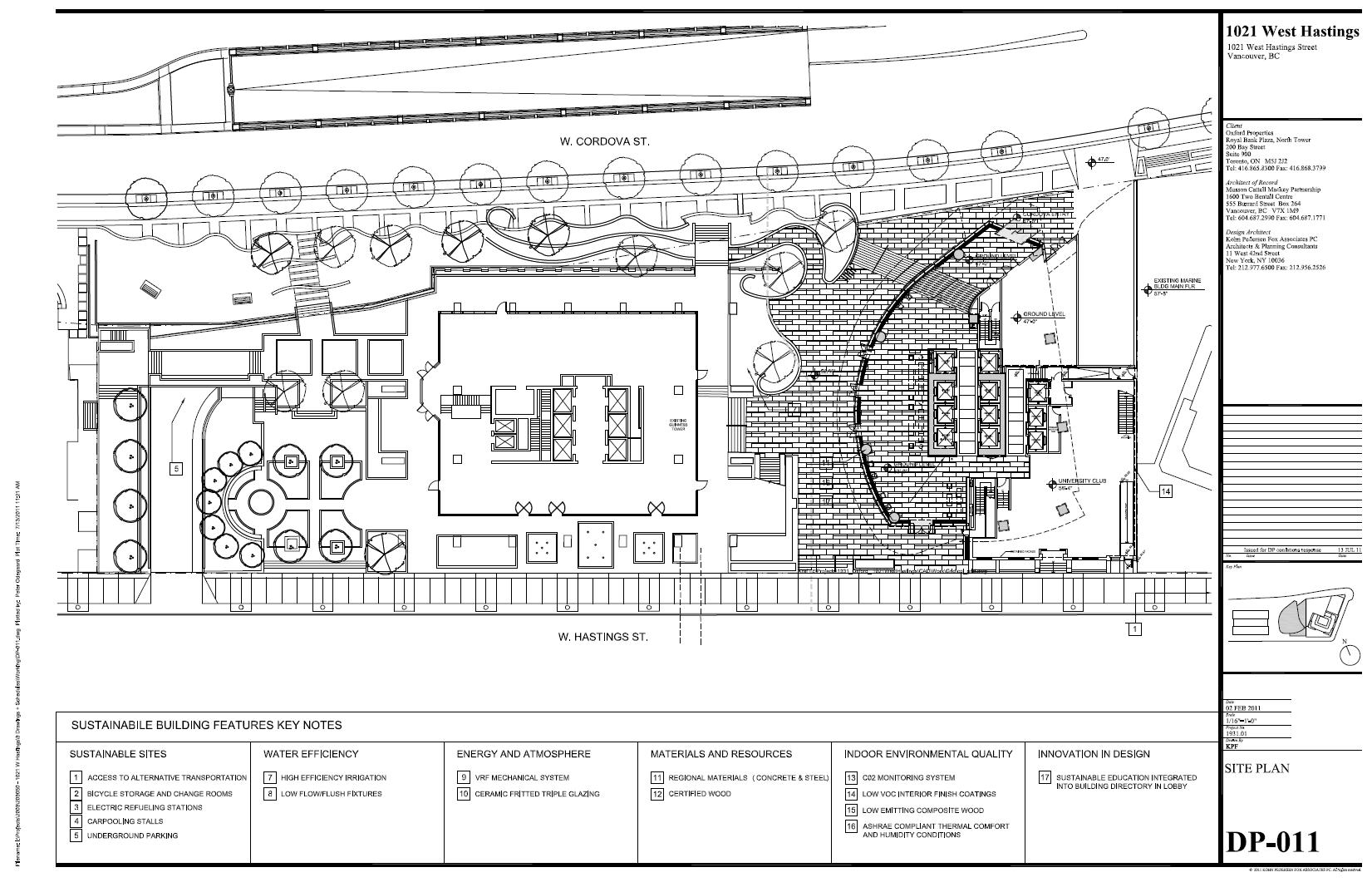 MNP Tower Site Plan