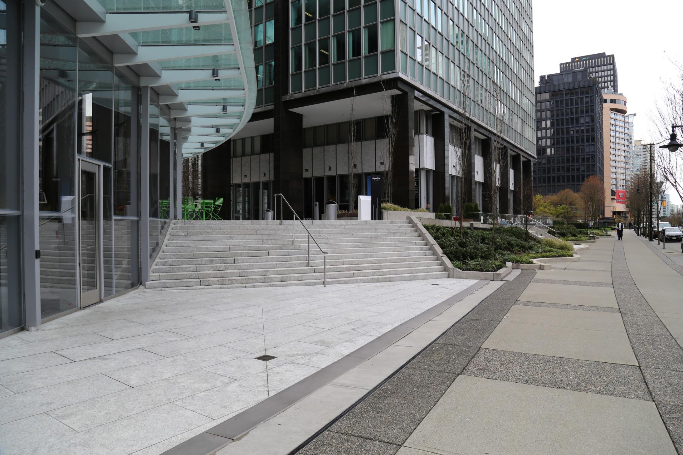 MNP Tower Exterior