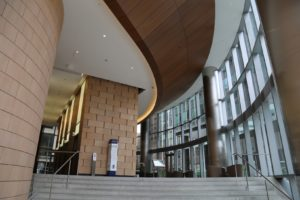 MNP Tower Lobby