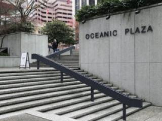 Oceanic Plaza Exterior