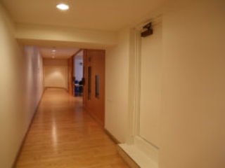 4East Function Room hallway