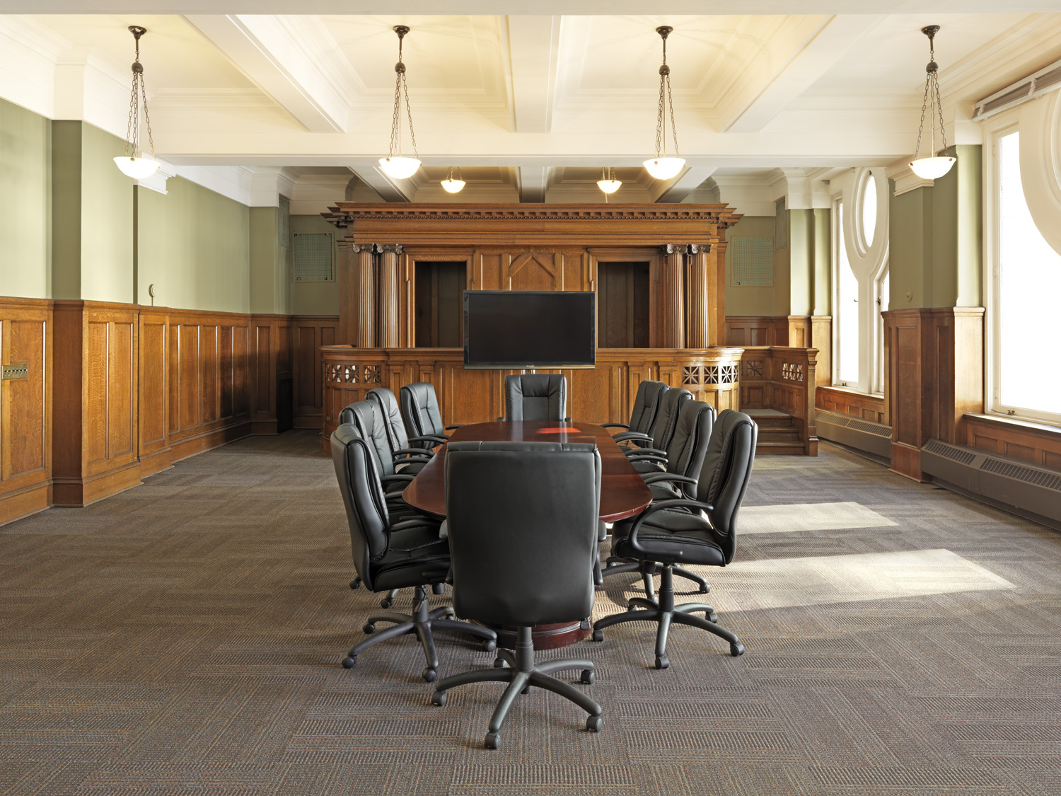 courtroom 302