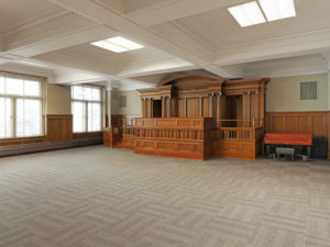 courtroom 301
